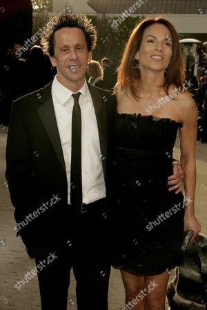 Brian Grazer and Gigi Grazer