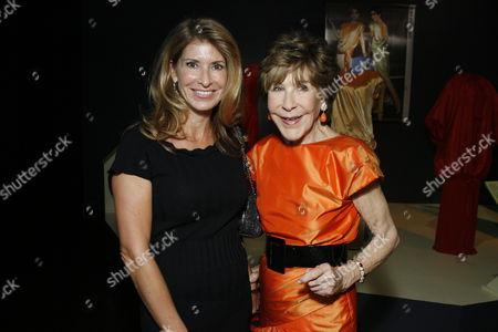Alexandra Dwek and Betsy Bloomingdale