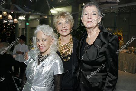 Lois Aldrin, Mary Stephens and Alyce Williamson