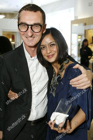 Bruno Frisoni and Roopal Patel