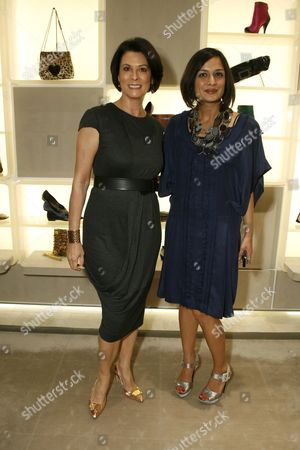 Esther Rosenfield and Roopal Patel