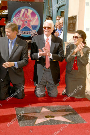 Editorial image of Peter Graves Honored With A Star On The Hollywood Walk Of Fame, Los Angeles, America - 30 Oct 2009