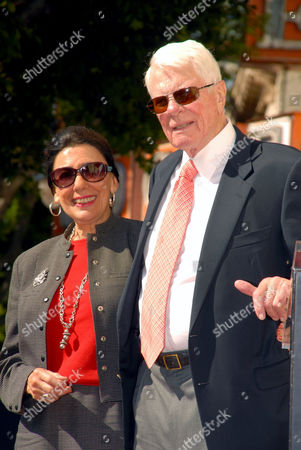 Editorial picture of Peter Graves Honored With A Star On The Hollywood Walk Of Fame, Los Angeles, America - 30 Oct 2009