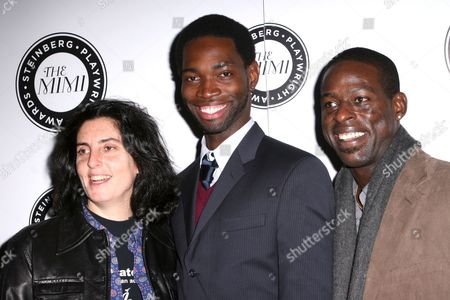 Tina Landau, Tarell Alvin McCraney, Sterling Brown
