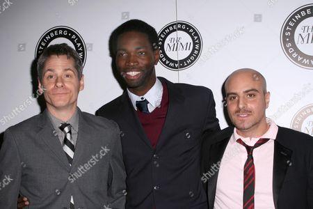 Stock Picture of Bruce Norris, Tarell Alvin McCraney, David Adjmi