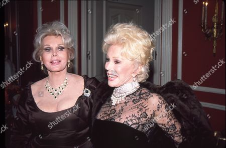 Zsa Zsa and Eva Gabor