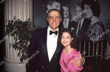 Ambassador John Gavin and Emily Hamilton