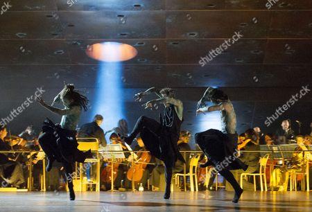 Hofesh Shechter Dance Company