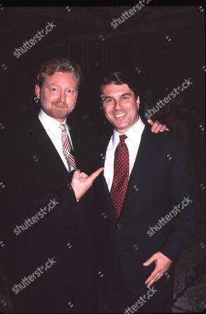 Warren Littlefield and Ted Harbert