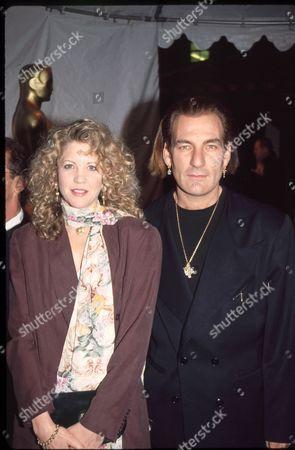 Nancy Allen and Angelo Diviasi