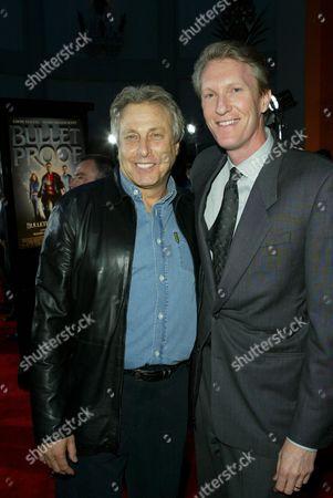 Chuck Roven and Chris McGurk