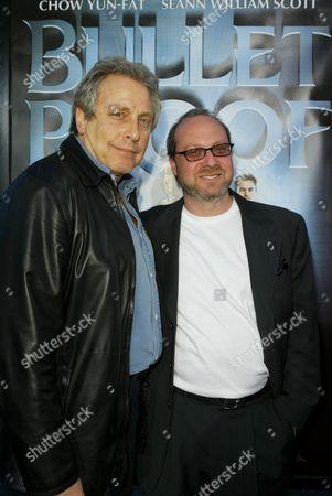 Chuck Roven and Douglas Siegel