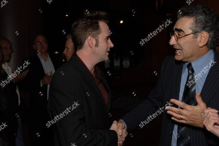 Christopher Moynihan and Eugene Levy