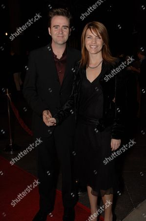 Christopher Moynihan and Kathleen Perkins