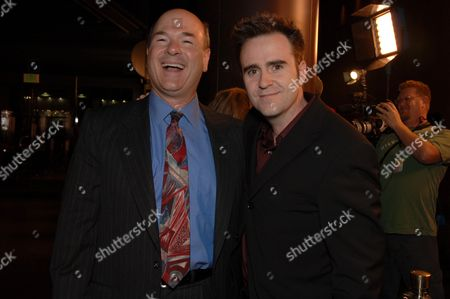 Larry Miller & Christopher Moynihan