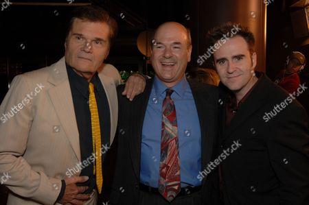Fred Willard, Larry Miller & Christopher Moynihan