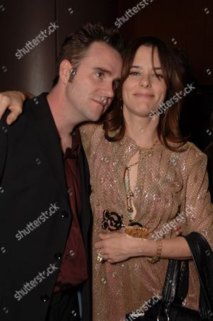 Christopher Moynihan and Parker Posey