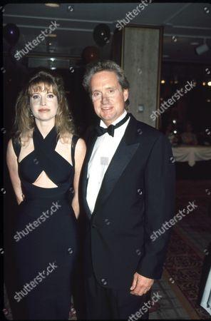 Diandra Douglas and Michael Douglas