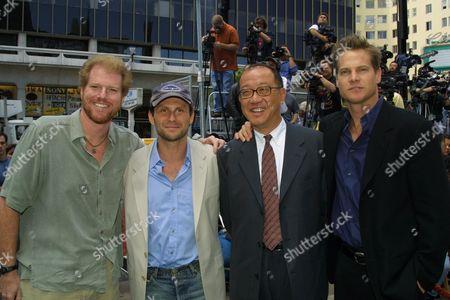 Noah Emmerich, Christian Slater, Terence Chang, Brian Van Holt