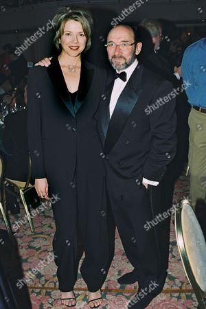 Annette Bening and Albert Wolsky