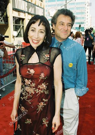Didi Conn and Barry Pearl