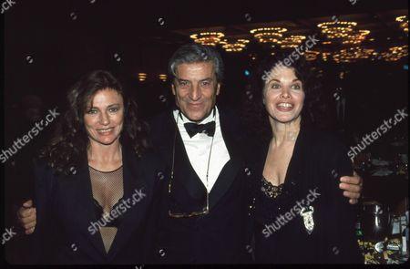 Jacqueline Bisset, Nino Cerruti, Sherry Lansing