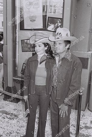 Stock Photo of Annette Funicello and Jack Gilardi