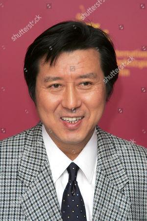 Takeo Hisamatsu 'Kakushiken oni no tsume' Photocall
