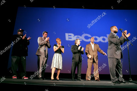 Cedric The Entertainer, Vince Vaughn, Christina Milian, Harvey Keitel, Dwayne 'The Rock' Johnson and Director F Gary Grey