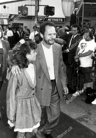 Billy Crystal and daughter Lindsay Crystal