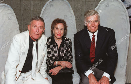 Charlton Heston, Kim Hunter, Roddy McDowall