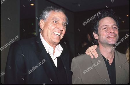 Garry Marshall and Lindsay Buckingham