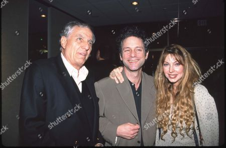 Garry Marshall, Lindsay Buckingham and Jerry Casponi