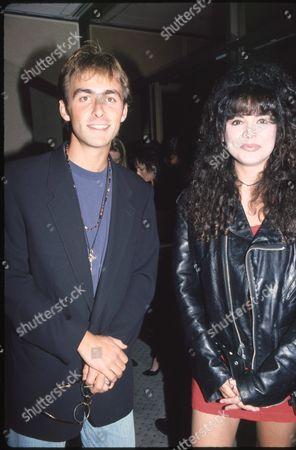 Liz Bassy and James Patrick Stewart
