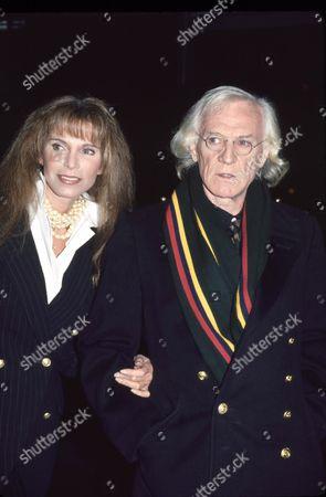 Ann Turkel and Richard Harris