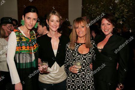 Kimberly Bini, Kelly Styne, Julia Sorkin and Jodi WIng