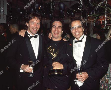 David E. Kelley, Bill Finkelstein, Rick Wallace
