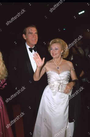 Stock Picture of Fred Macmurray and June Haver .