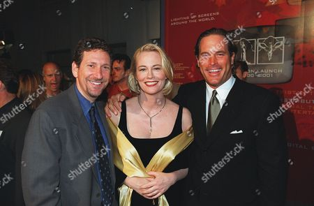 Editorial picture of Columbia TriStar Television's Season Launch Party at Sony Studios