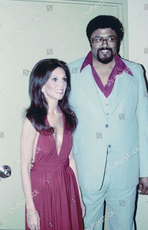 Marlo Thomas and Rosey Grier