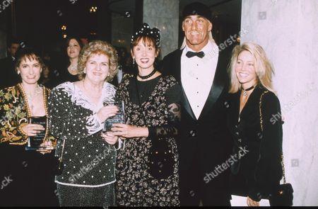 Shelley Duvall, Hulk Hogan and Heather Locklear