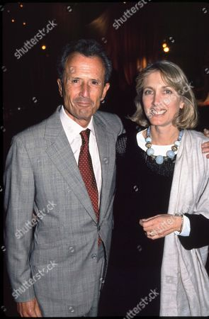 Bert Fields and Barbara Guggenheim