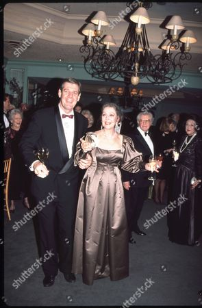 Christopher and Loretta Young