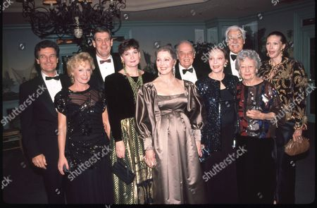 Loretta Young Family