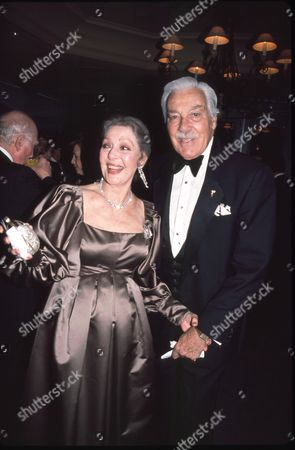 Loretta Young and Cesar Romero