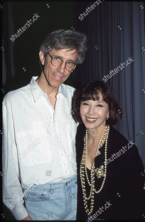 Fritz Coleman and France Nguyen