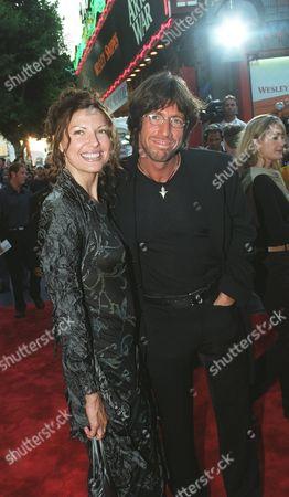 Christian Duguay and wife Lillian Elaine Hendrix
