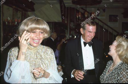 Carol Channing and Fred MacMurray