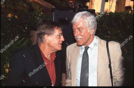 Jerry Van Dyke and brother Dick Van Dyke