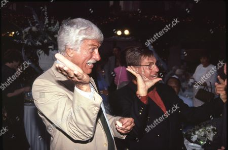 Dick Van Dyke and Jerry Van Dyke